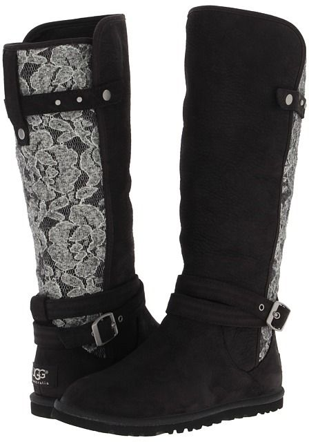 82137139c42 UGG Marielle (Black) - Footwear on shopstyle.com | Shoes | Fashion ...