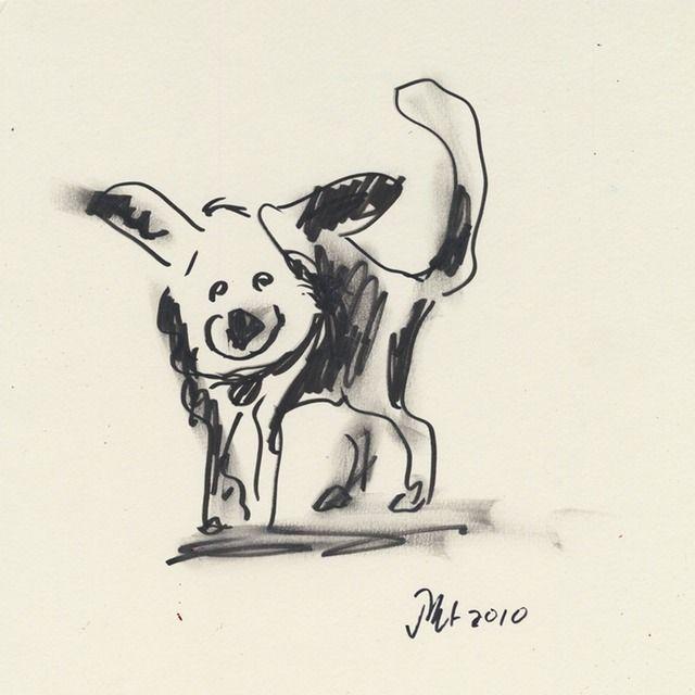 Big eared dog