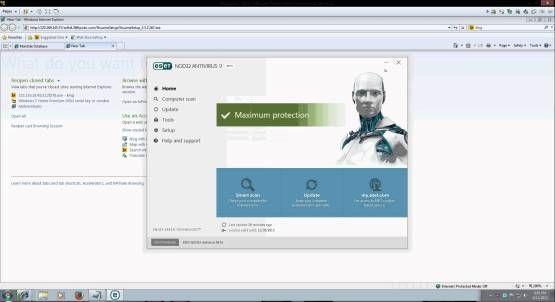 eset nod32 8 antivirus username and password 2017