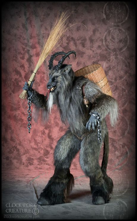 Krampus By Qarrezel On Deviantart Makeup Amp Costumes In