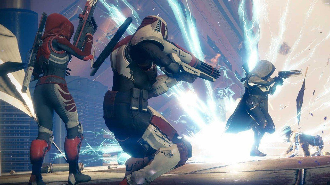 Destiny 2 Getting New Pvp Mode Breakthrough Ign Destiny Activision Shadow Warrior