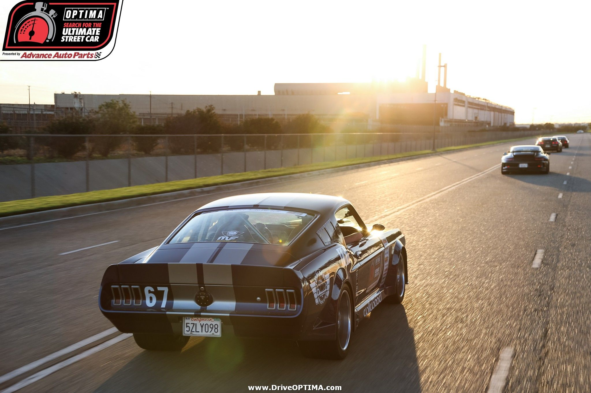 Ed Moss 1967 Ford Mustang Can Use Optima Batteries In Several Diffe Group Sizes