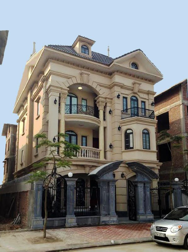 Luxury Townhouse Condo Condominium Design Architect Jpg 598 801 Temple Of Justine Luxury House Plans Modern House Design Brick House Plans