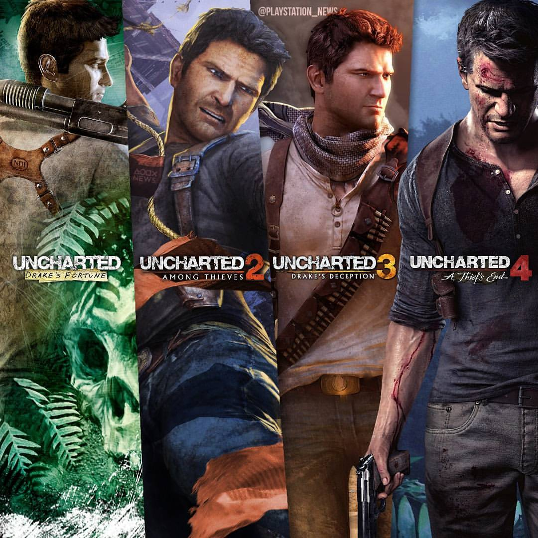 Pin by ☆David Mason☆ on Uncharted Uncharted drake, Uncharted