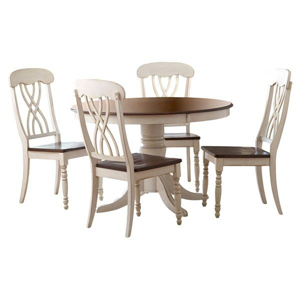 Kingstown Home Alberta 5 Piece Dining Set