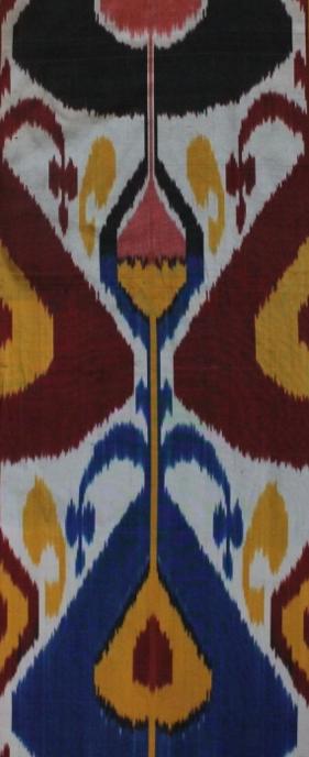 Balakata Ikat Fabric