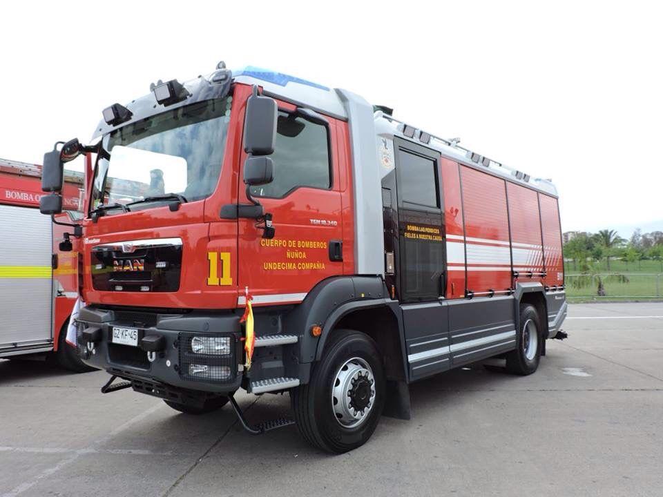 bomba rosembauer at man chile fire pump fire engine fire ladder rh pinterest com Engine Stand Wiring-Diagram Lifan 125Cc Wiring-Diagram