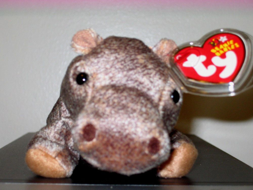 252f5bbc043 Ty Beanie Baby ~ TUBBO the Hippo ~ MINT with MINT TAGS ~ RETIRED   TYBeanieBaby