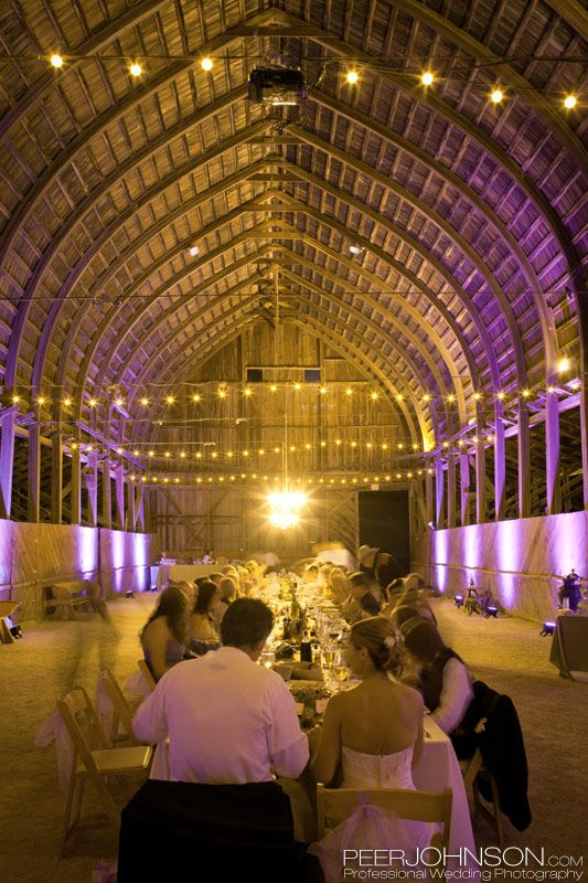 Thacher Winery Wedding From Touch Of Style Events Mike Larson Reception Barn Weddings And Rehearsal Dinners