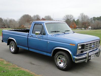 1980 ford f100 2wd inline 6 auto 1986 to 1987 my first vehicle rh pinterest com 2WD 2012 Ford F-150 Lift Kits 2012 Ford F-150 EXT 2WD