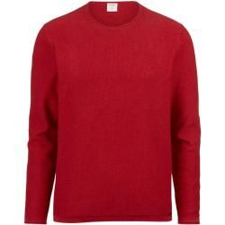 Photo of Olymp Level Five Strick Pullover, body fit, Dunkelrot, Xl Olymp