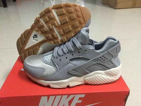 57697f008bbe8 Free Shipping Only 69  New Arrival Nike Air Huarache Size 36-46 Leaden Grey