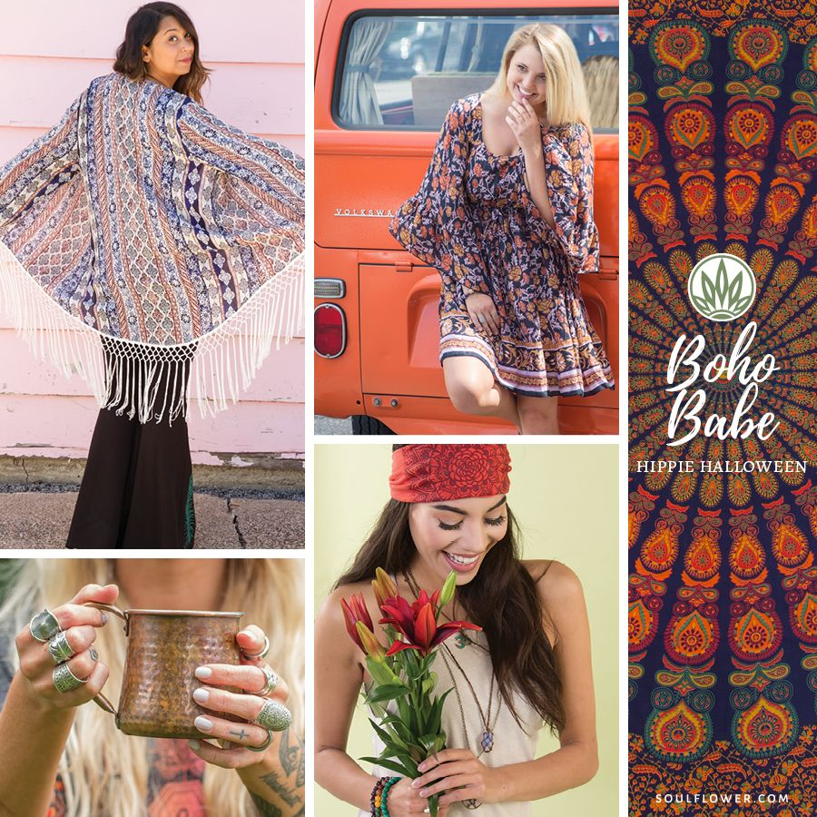 Halloween Costumes From Your Closet Hippy High Waisted Hippie Costume Diy Hippie Costume Halloween Hippie Outfits