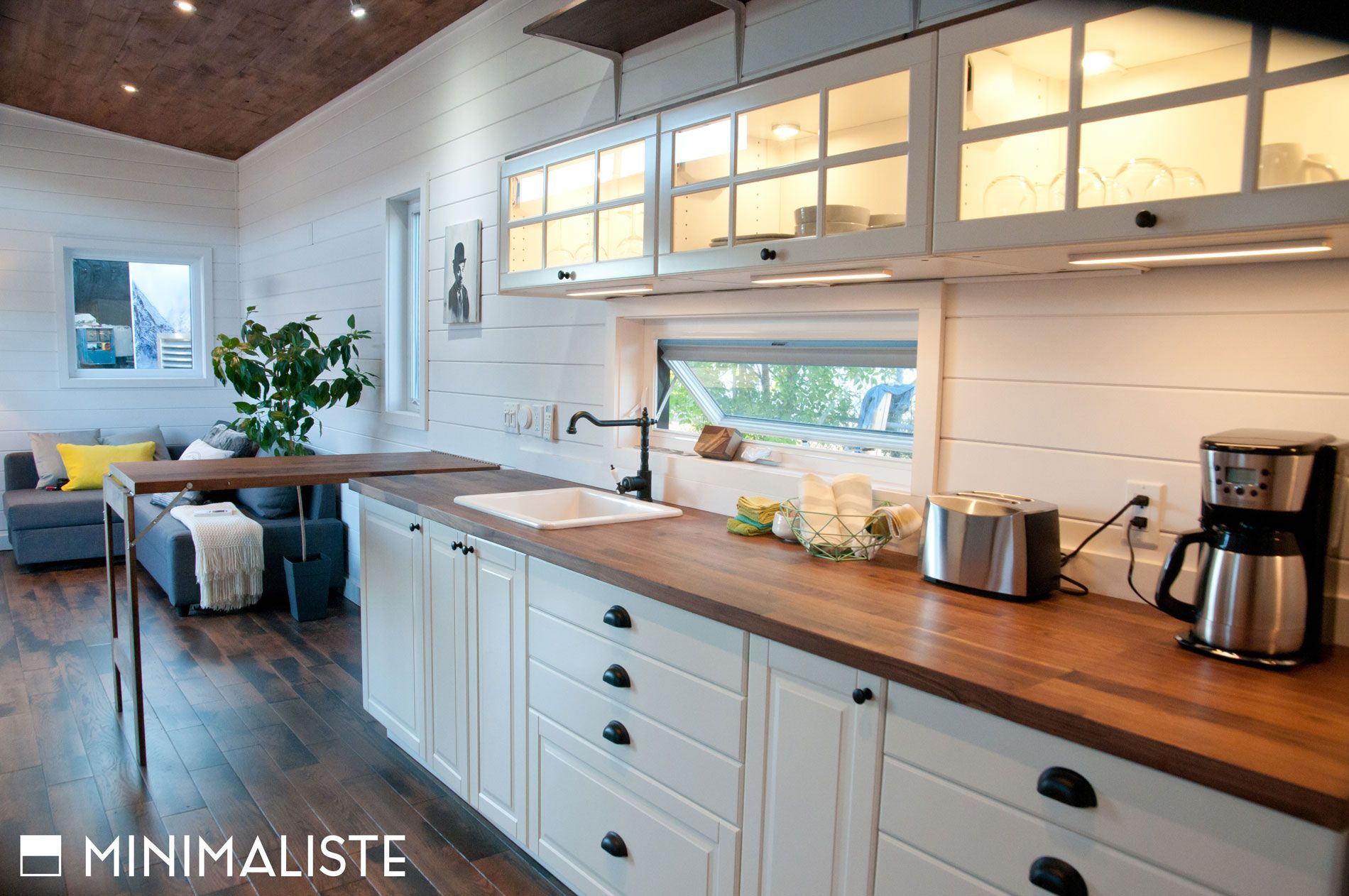 Urban Craftsman by Handcrafted Movement   Tiny houses, Loft spaces ...