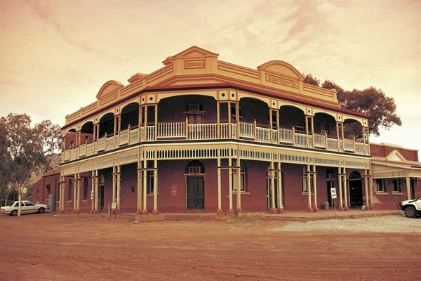 Gwalia State Hotel  It is estimated that Western Australia's