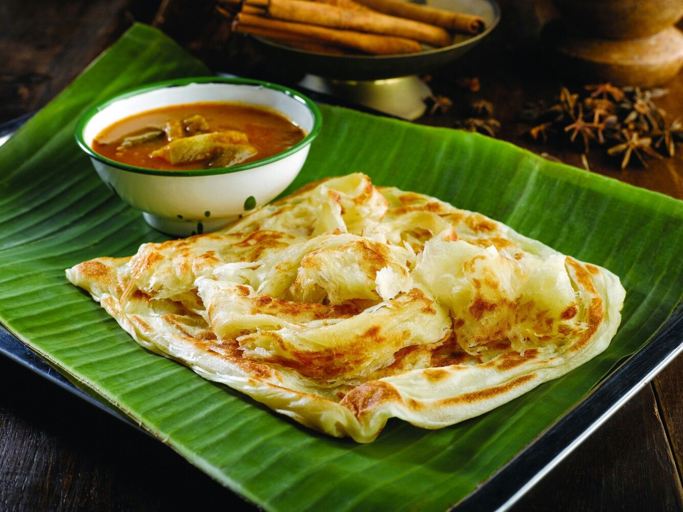 Plenty Of Halal Certified Dining Options In The Resort Roti Canai From Malaysian Food Street Is One Of The Must Try Whenever Y Malaysian Food Food Street Food