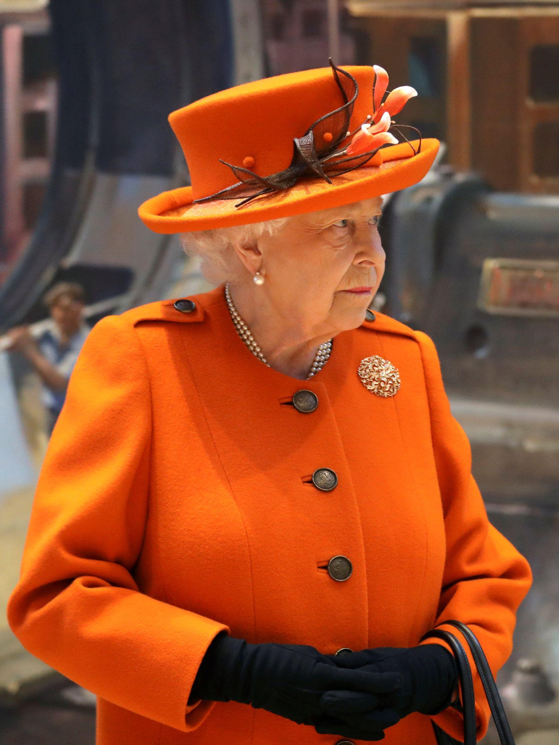 Instagram la reine Elisabeth II est une instagirl