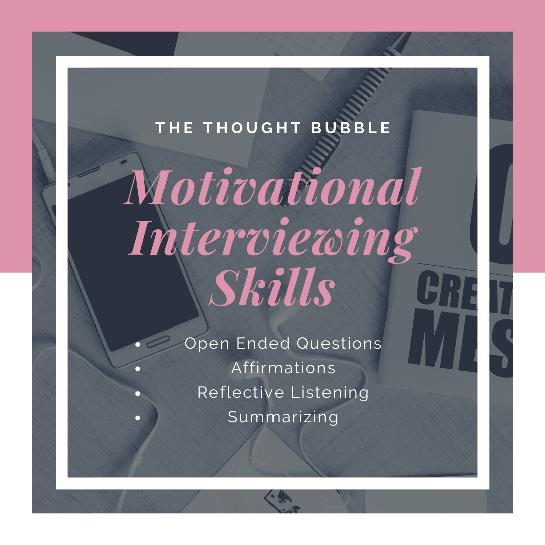 Want To Practice Motivational Interviewing Try This