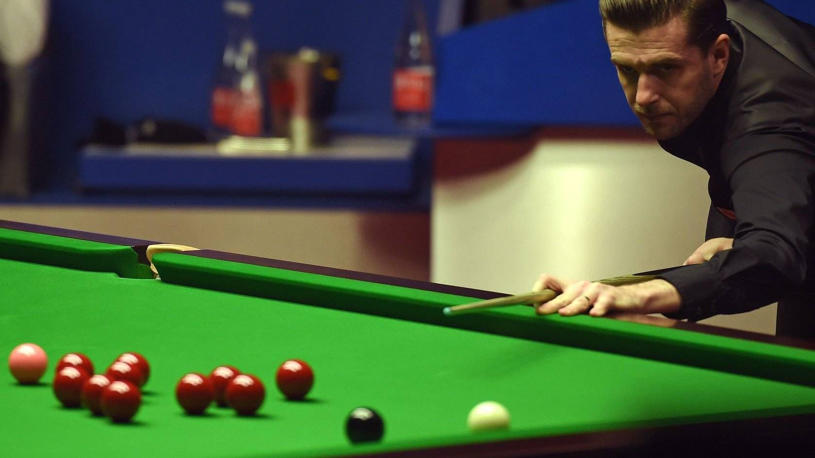 Relive Selby's spectacular fightback