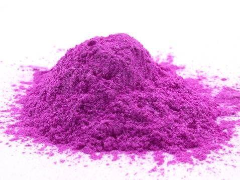 El color púrpura / The purple colour   mil dedales