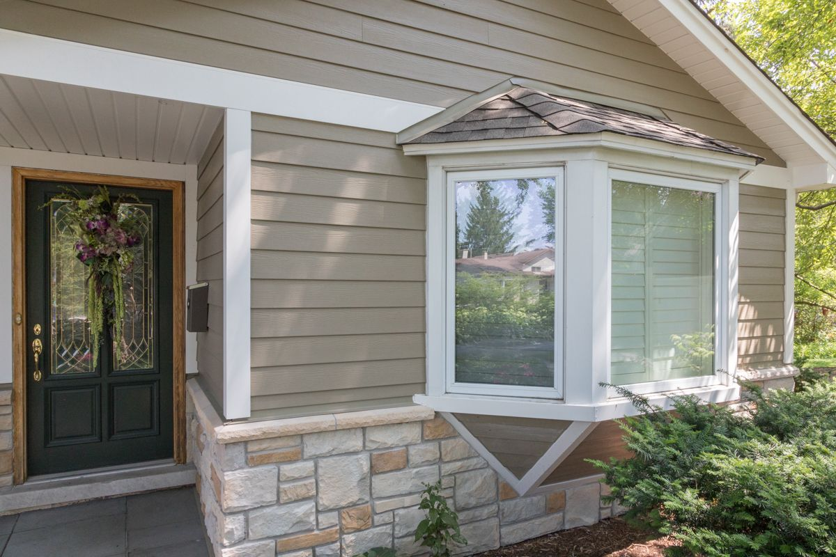 Woodstock Brown James Hardie With Stone Siding Hardie Siding James Hardie Siding James Hardie