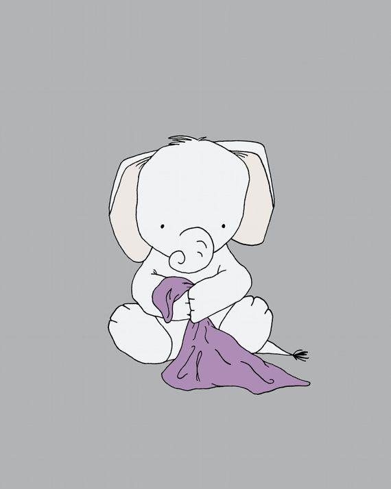 Custom Listing for Keri Elephant Blankie por SweetMelodyDesigns, $15.00
