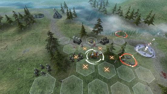 Hex Commander Fantasy Heroes v2.1 MOD Apk (Unlimited