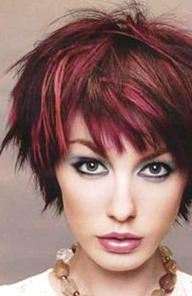 new trends short red hairstyles - short hairstyles for women