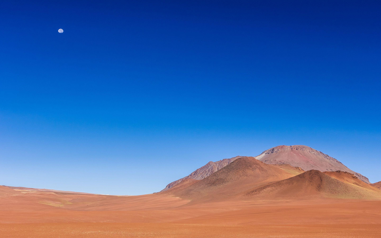 Blue Sky Desert Clear 4k Http Www Hd1080pwallpaper In Nature Blue Sky Desert Clear 4k Sky Wallpaper Background 1920x1080 Clear Sky