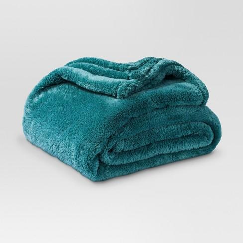 Fuzzy Blanket Throw Blanket Threshold Target Fuzzy