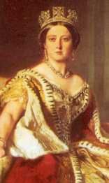 """Queen Victoria (1837-1901). House of Hanover. Great-great-grandmother to Elizabeth II. Reign: 63 years, 7 months, 2 days. Succeeded by son, Edward VII. Excellent movie released in 2009, """"The Young Victoria"""" with Emily Blunt as Queen Victoria. Longest reign of any British Monarch"""