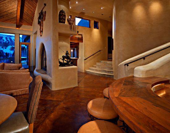 Santa Fe Style Homes santa fe style   roaring fork builders - projects - santa fe style