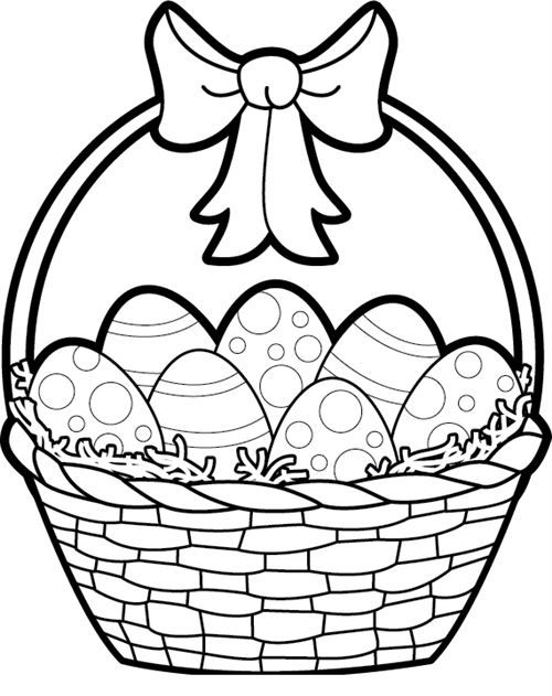 easter clipart black and white easter bunny eggs pinterest rh pinterest com