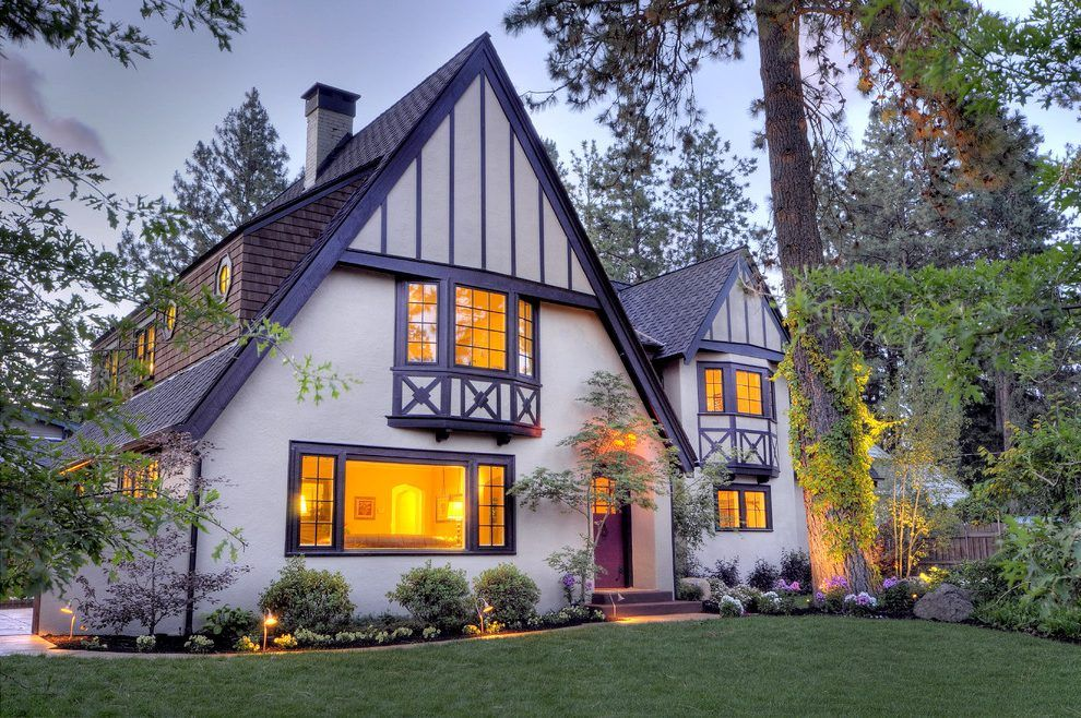 Change Tudor Style Exterior