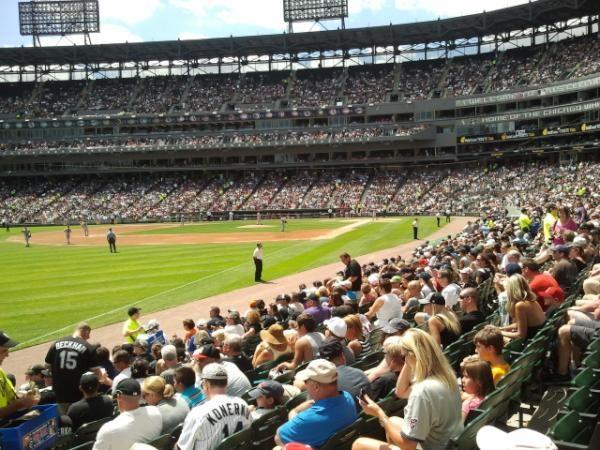 Twitter / molney11: #whitesox game good times ...   Chicago