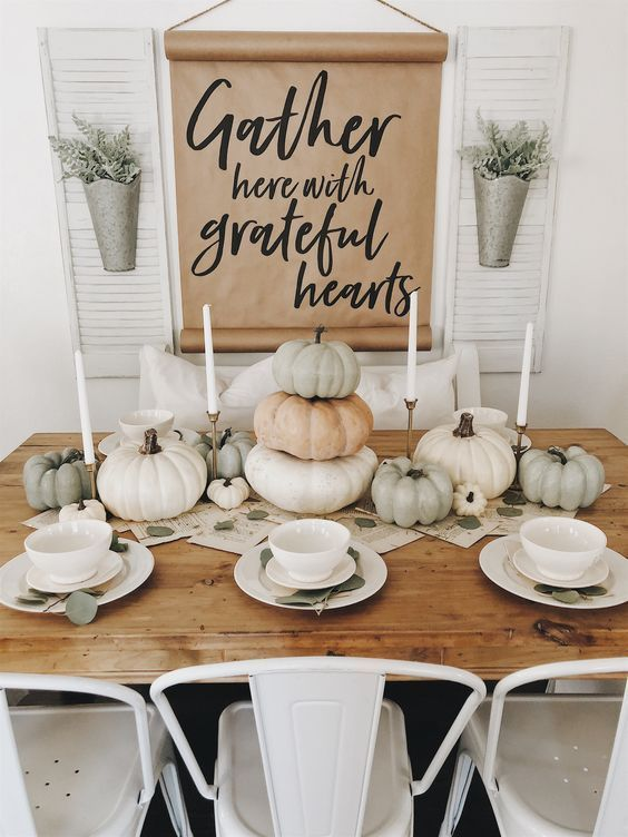 25 Modern Fall Decor Items That Will Transition Your Space For Autumn #falldecor