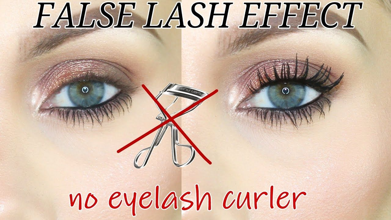 Bft False Lash Effect Without Eyelash Curler Makeup In 2018