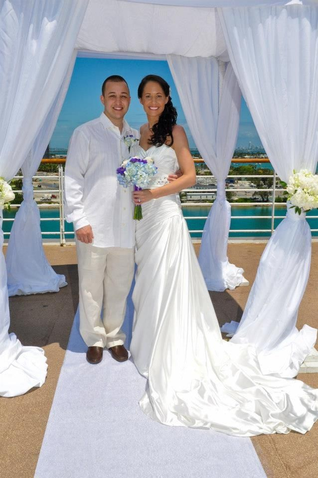 Another Beautiful Wedding Onboard Celebrity Cruises Cruise Ship Wedding Cruise Wedding Celebrity Cruises
