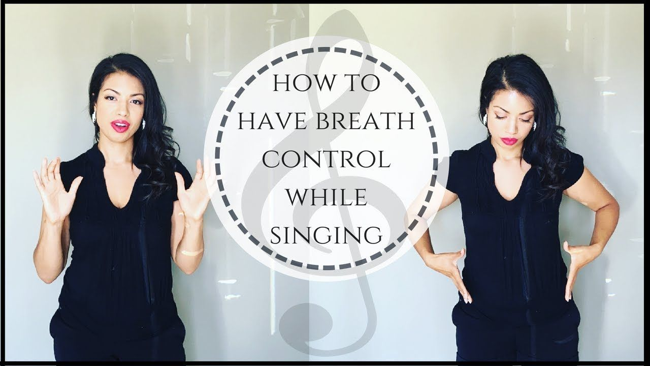 How to hold your breath longer when singing Hold long