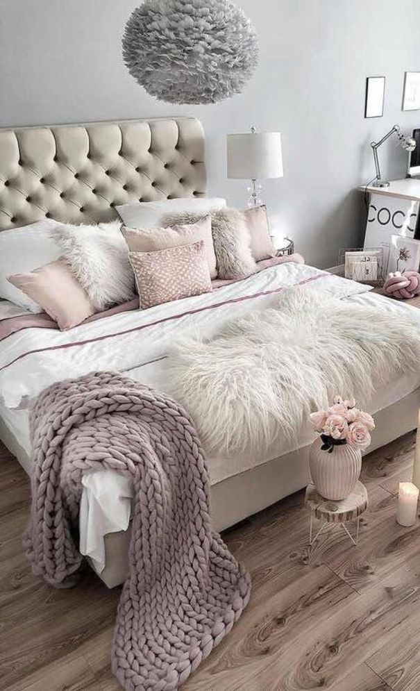 59 New Trend Modern Bedroom Design Ideas For 2020 Page 10 Of 59 Cool Women Blog In 2020 Bedroom Interior Bedroom Decor Bedroom Diy