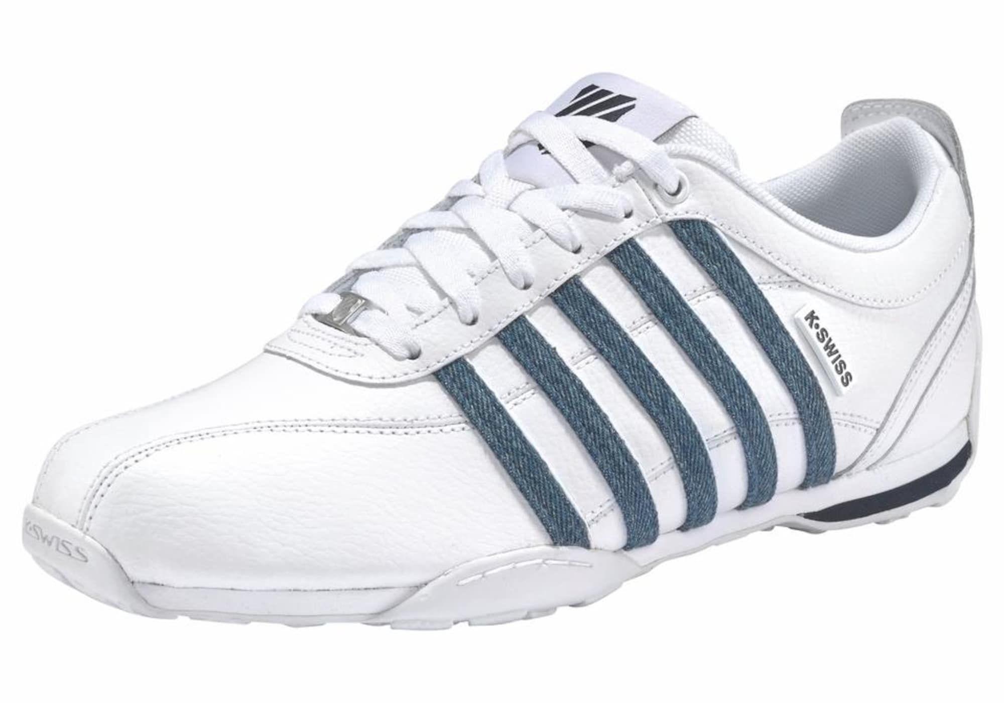 Herren K SWISS Sneaker Arvee 1.5 Denim blau grau weiß blau