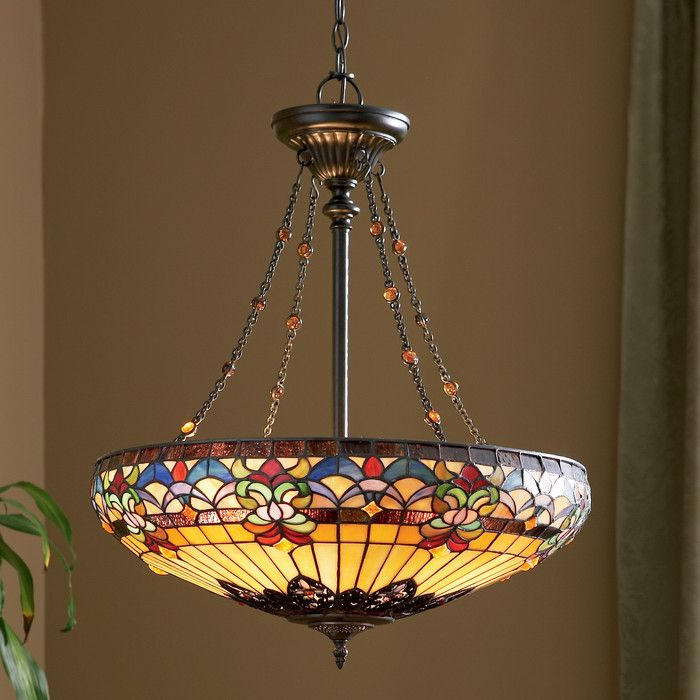 whether traditional or trendy tiffany style art glass always offers