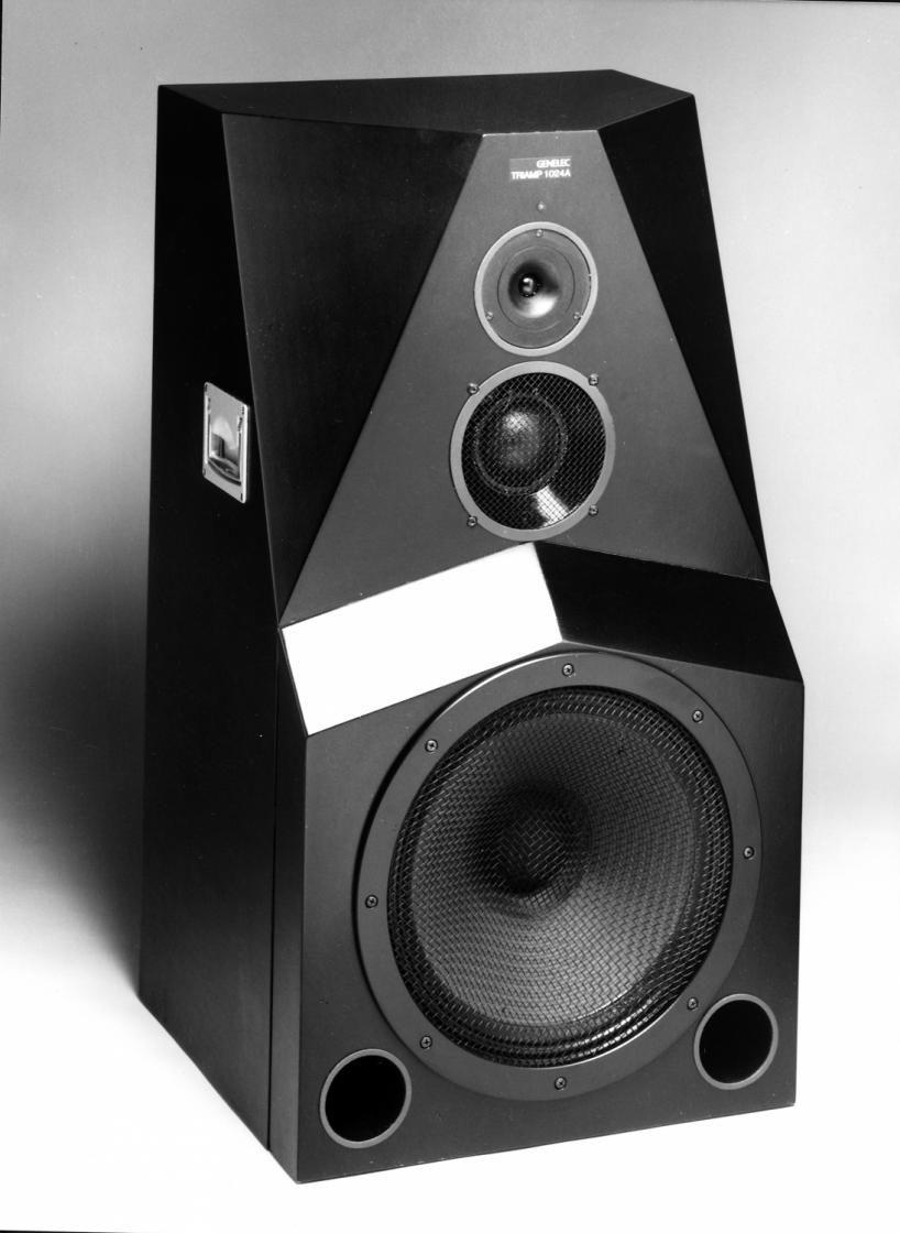 1024a studio monitor loudspeakers i 2019 audio design studio og loudspeaker