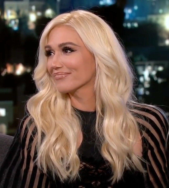 Gwen Stefani Platinum Blonde Hair Color Formula