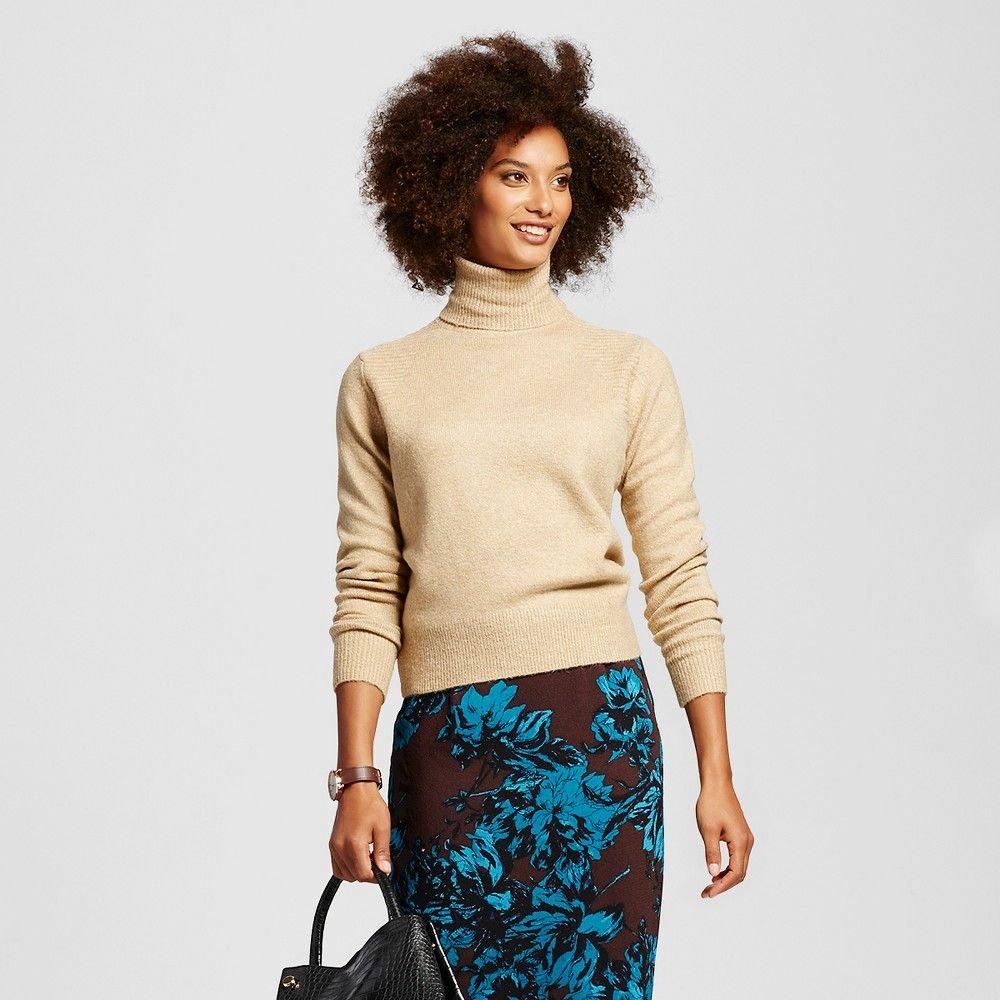Women's Cozy Turtleneck Sweater