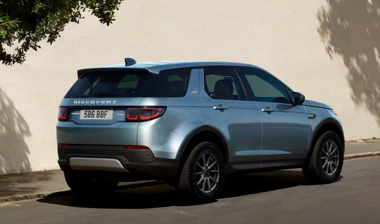 2020 Land Rover Discovery Sport Facelift Debuts With New Styling