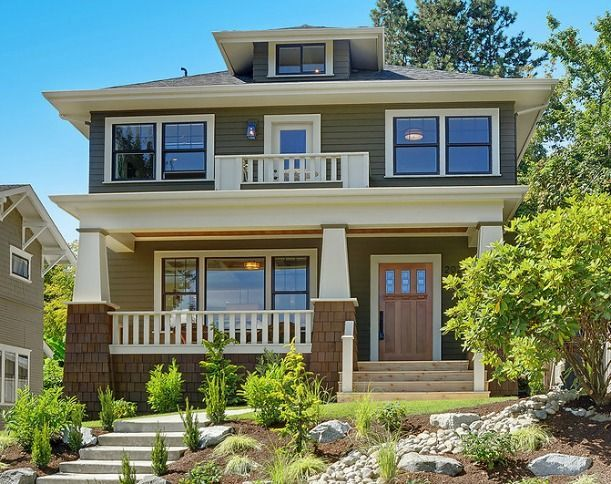 A Craftsman in Mount Baker Gets a New Old Look