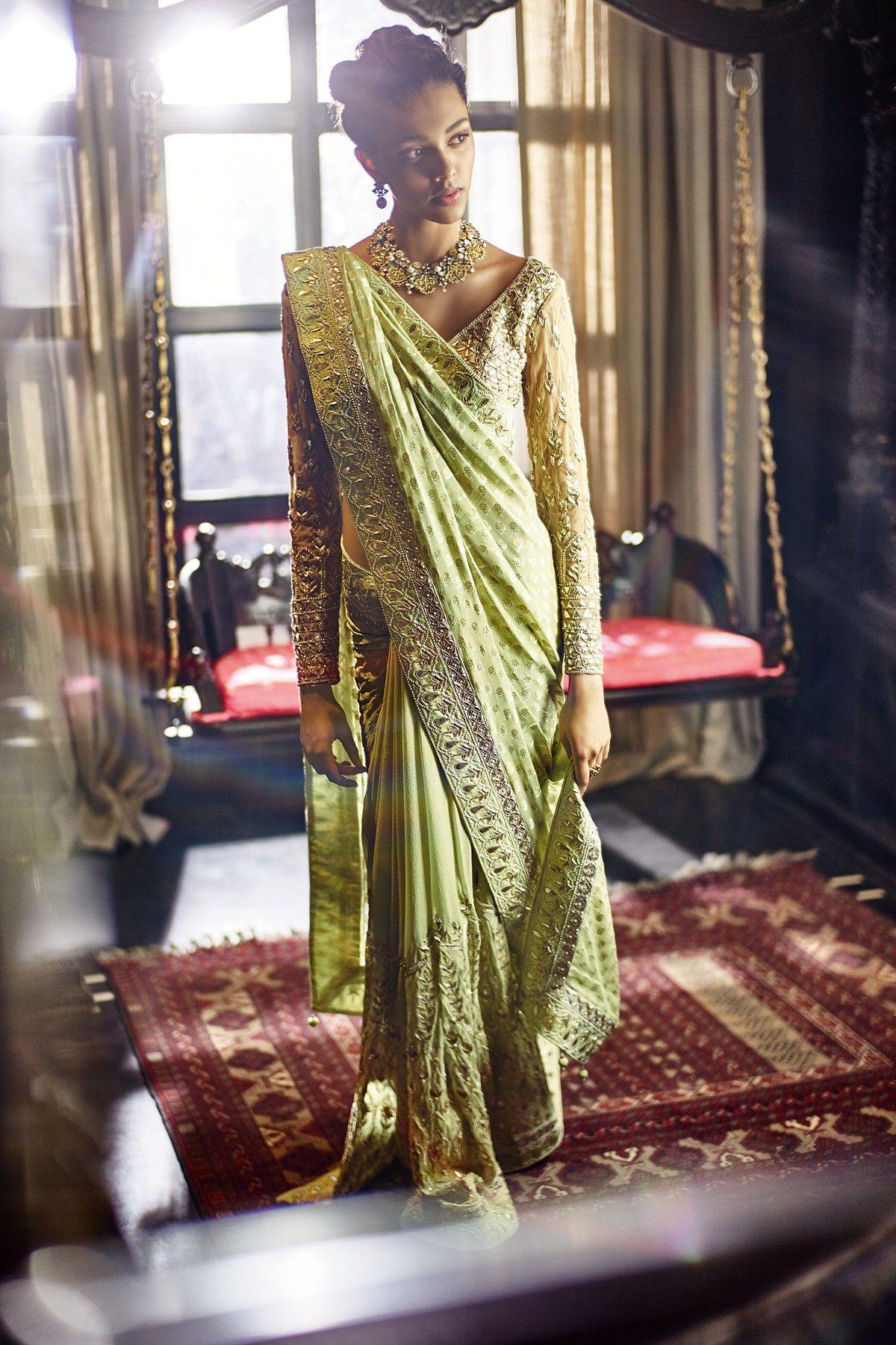 Aaloka the aaloka #sareeanita dongre. | big indian wedding