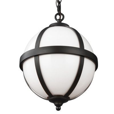 Feiss Amato 2 Light Globe Pendant
