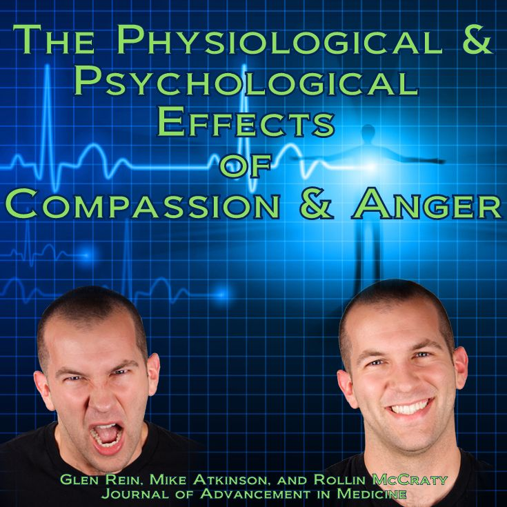 Hmi Researchers Measured The Effects Of Compassion And Anger On A
